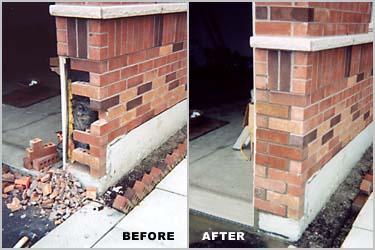 The Brick Ca Greater Toronto Brick Repair Parging Tuck